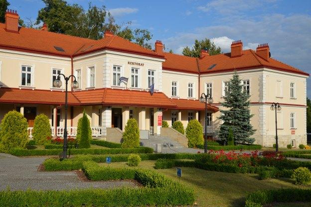 Rektorat PWSTE w Jarosławiu
